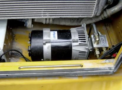 Generator hidraulic HG HG Generatoare hidraulice