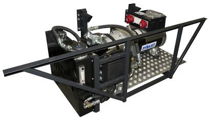 Generator hidraulic variabil HGV HGV Generatoare hidraulice variabile