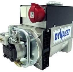 Generatoare hidraulice pentru generarea de energie electrica DYNASET