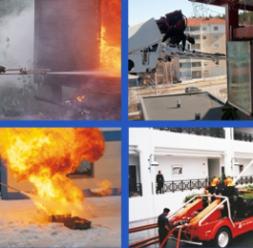 Kit-uri de inalta presiune pentru pompieri Kit-ul de inalta presiune oferit de Dynaset se poate folosi pentru stingerea incendiilor fara a cauza avarii, spumare, curatare, spalare la inalta presiune.