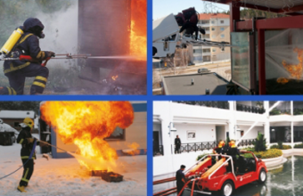 Kit-uri de inalta presiune pentru pompieri