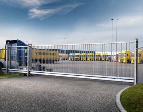 Prezentare produs Porti de acces model DELTA HERAS - Poza 6