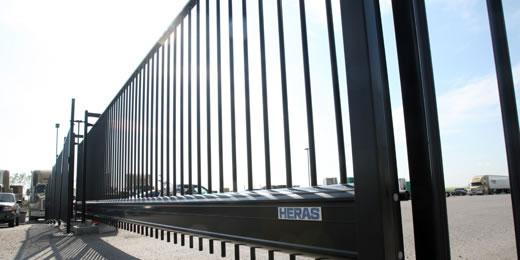 Porti de acces model DELTA HERAS - Poza 9
