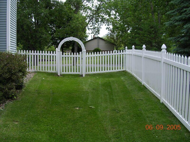 Gard de tip traditional AMERICASA - Poza 2