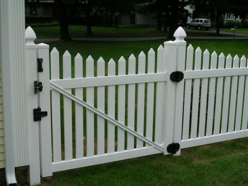 Prezentare produs Gard de tip traditional  AMERICASA - Poza 4