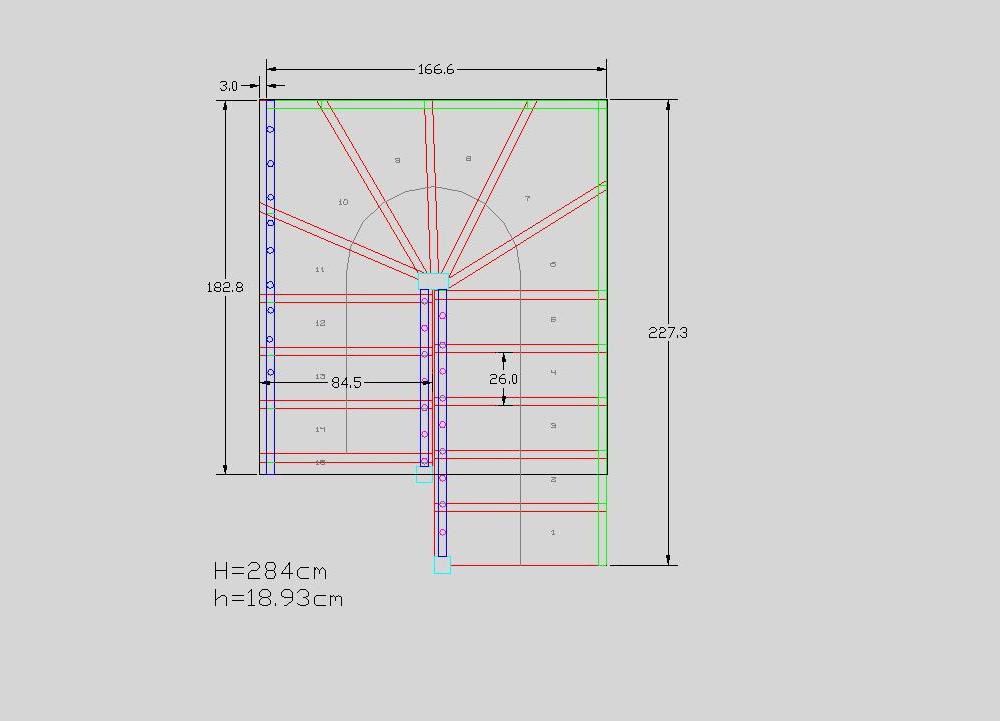 Scari pe structura din lemn realizate la comanda TURSO HOLZ - Poza 1