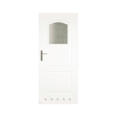Usa de interior - Clasic cu Sticla 1-3 si guri de ventilare CLASSEN - Poza 3