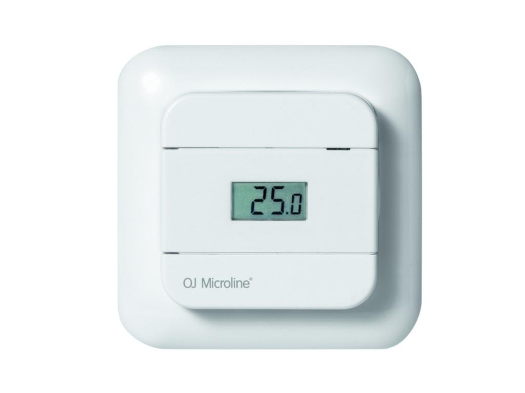 Termostat cu senzor de pardoseala OTN2 BARTEC - Poza 4