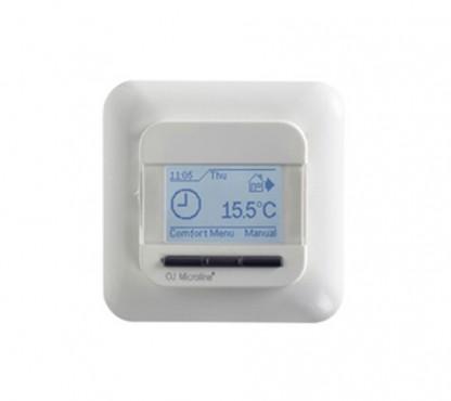 Termostat cu senzor de pardoseala si ambient OCD4 BARTEC - Poza 5