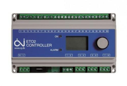 Termostat digital degivrare ETO2 BARTEC - Poza 7