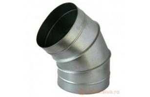 Tubulatura rigida pentru ventilatie Aiva este o companie specilizata in producerea de tubulaturi circulare si rectangulare pentru ventilatie, dar si accesorii pentru tubulaturi.