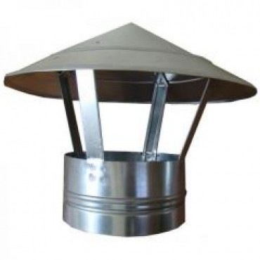 Deflector cos de fum - Piesa terminala AIVA - Poza 5