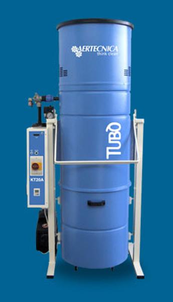Sistem centralizat de aspiratie pentru uz industrial TUBO - Poza 1