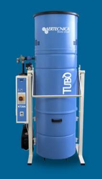 Prezentare produs Sistem centralizat de aspiratie pentru uz industrial TUBO - Poza 1
