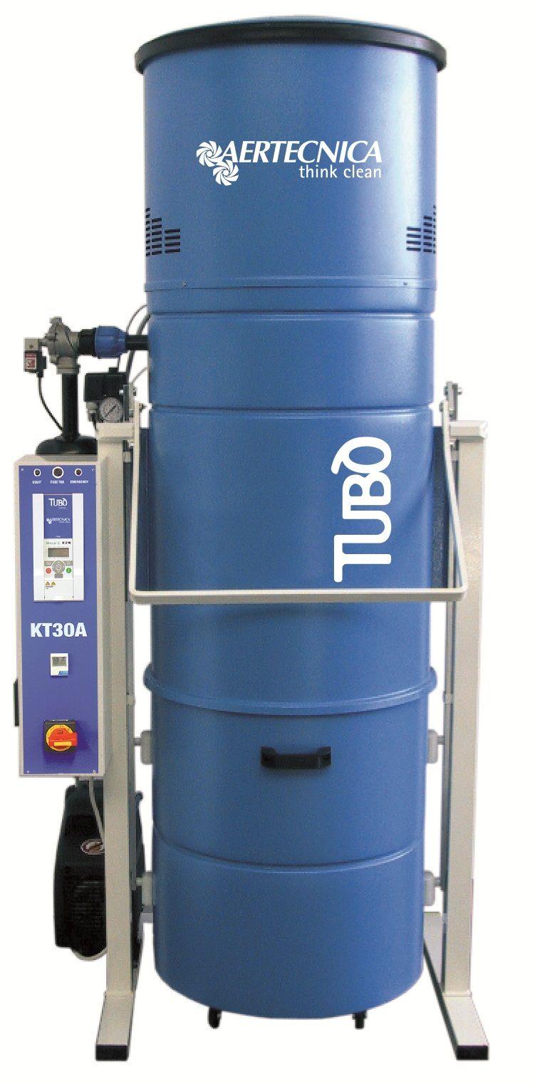 Sistem centralizat de aspiratie pentru uz industrial TUBO - Poza 2