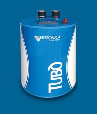 Prezentare produs Sistem centralizat de aspiratie pentru uz industrial TUBO - Poza 3