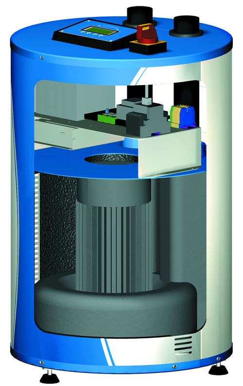 Sistem centralizat de aspiratie pentru uz industrial TUBO - Poza 4