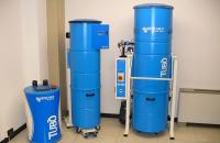 Sisteme centralizate de aspiratie pentru uz industrial TUBO