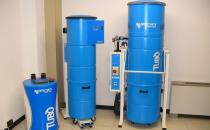 Sisteme centralizate de aspiratie pentru uz industrial Sistemul centralizat de aspirare TUBO este solutia potrivita pentru curatarea spatiilor industriale/comerciale. Este prevazut cu sistem de auto-curatare si poate avea mai multi utilizatori simultani.