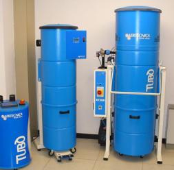 Sistem centralizat de aspirare pentru uz industrial TUBO