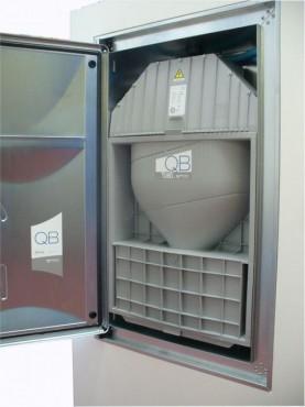 Prezentare produs Aspiratoare centrale QB INGROPAT/QB APARENT TUBO - Poza 4