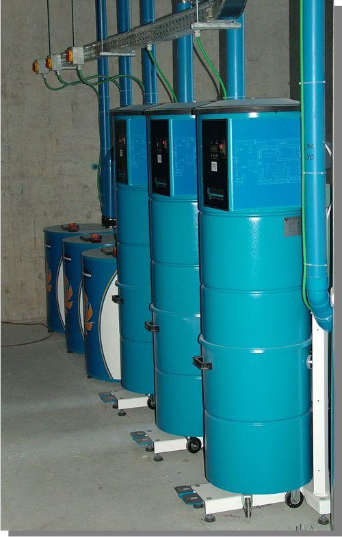 Aspiratoare centrale STUDIO TS LINE TUBO - Poza 2