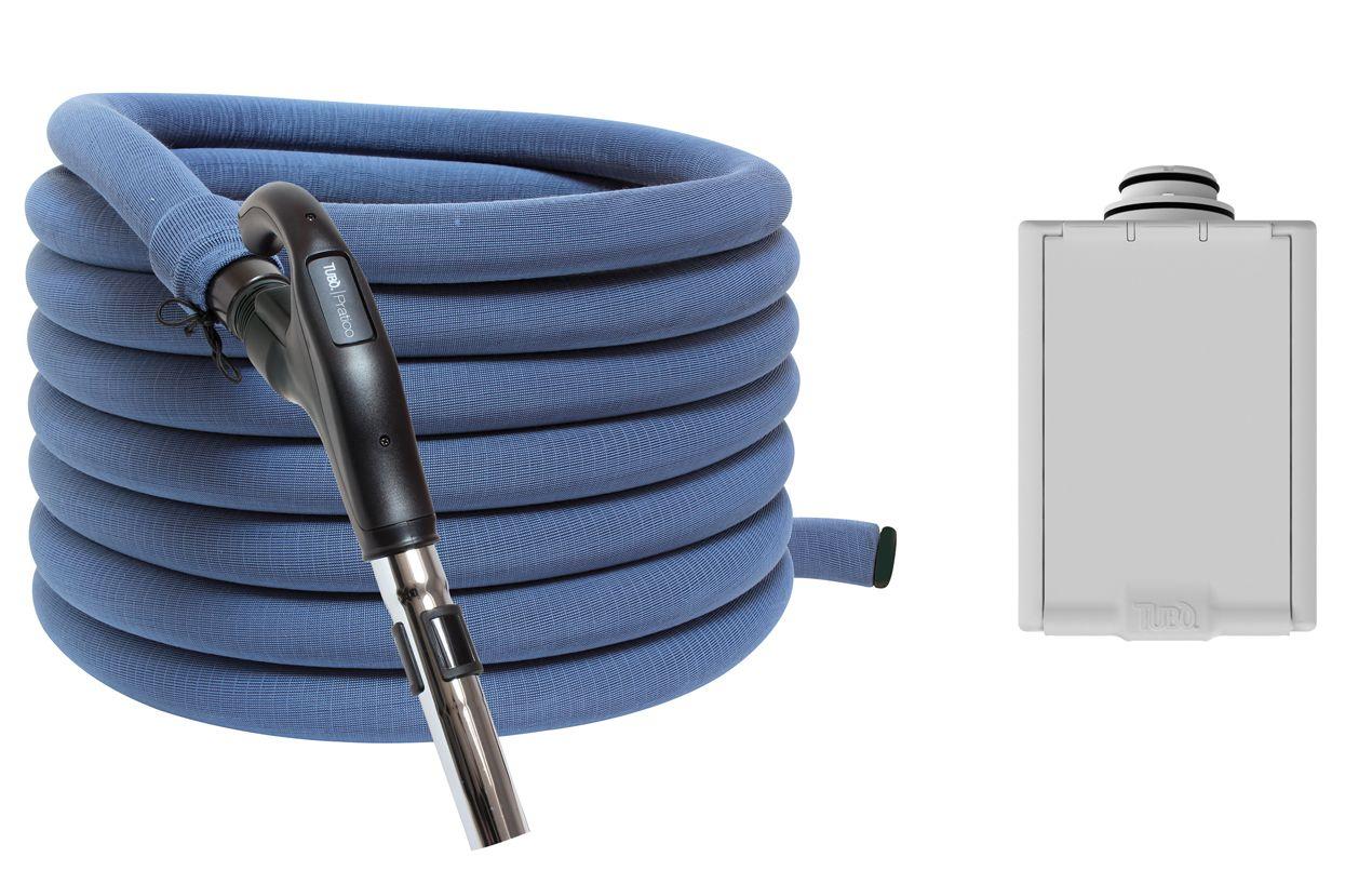 Sistem centralizat de aspirare Pratico TUBO - Poza 2