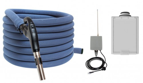 Prezentare produs Sistem centralizat de aspirare Pratico TUBO - Poza 3