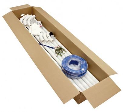 Prezentare produs Sistem centralizat de aspirare Pratico TUBO - Poza 4