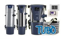 Sisteme centralizate de aspiratie pentru uz rezidential Sistemul de aspirare TUBO aspira praful si filtreaza aerul aspirat din incapere si-l elimina in exteriorul casei. Este silentios si  are o contributie accentuata in prevenirea imbolnavirilor pulmonare.