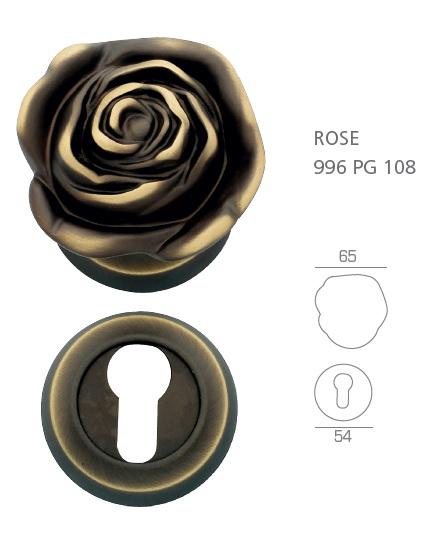 Buton ROSE LINEA CALI - Poza 1