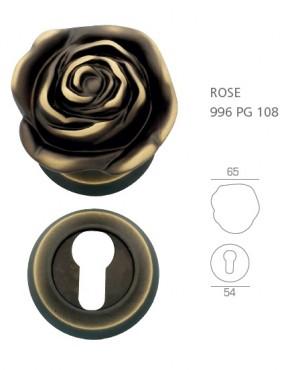 Prezentare produs Buton ROSE LINEA CALI - Poza 1