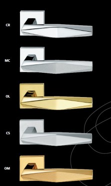 Prezentare produs Maner PRISMA 1 LINEA CALI - Poza 582