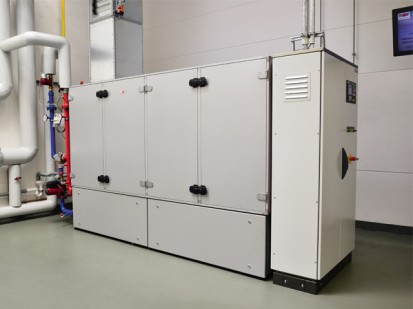 Centrale de cogenerare / Cogenerare pe biogaz