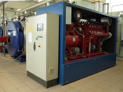 Centrale de cogenerare / Cogenerare pe gaz natural