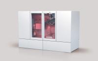 Centrale de cogenerare Centralele de cogenerare Wolf sunt produse in Germania. Pentru functionare se foloseste gazul natural si biogazul, iar agentul termic produs poate fi folosit pentru incalzirea spatiilor.