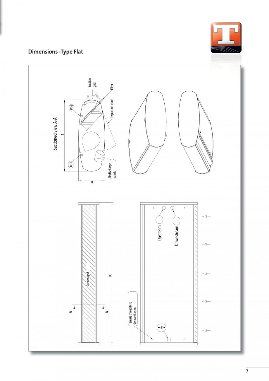Pagina 5 - Perdea de aer arhitecturala TEDDINGTON ELLIPSE Fisa tehnica Engleza   1.13  1.32  Current...