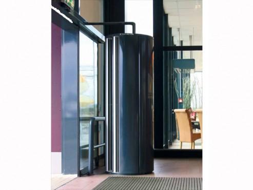 Exemple de utilizare Perdea de aer arhitecturala Charisma TEDDINGTON - Poza 1
