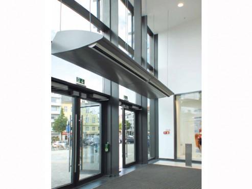 Exemple de utilizare Perdea de aer arhitecturala Delta TEDDINGTON - Poza 2