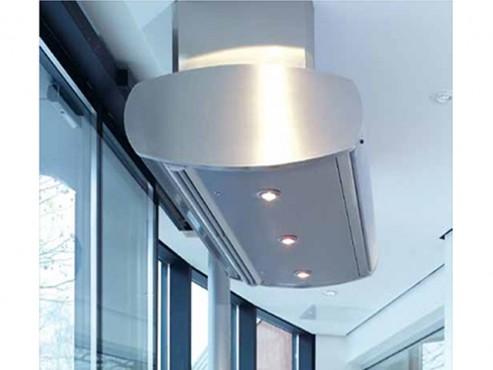 Exemple de utilizare Perdea de aer arhitecturala Ellipse TEDDINGTON - Poza 5