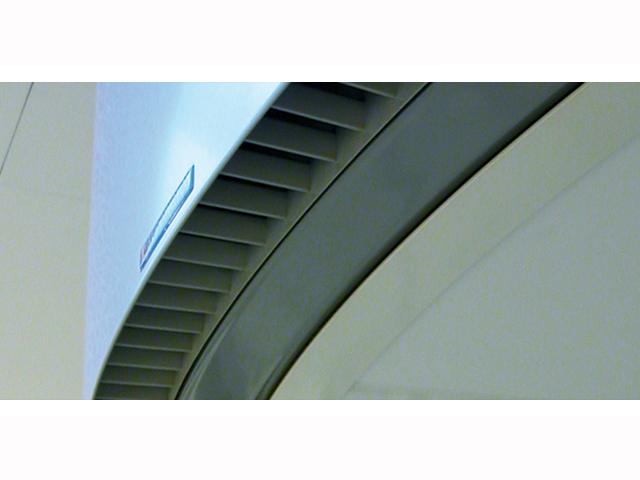 Perdea de aer arhitecturala pentru usi rotative Rondo TEDDINGTON - Poza 6