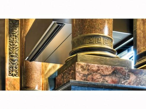 Exemple de utilizare Perdea de aer arhitecturala Silent TEDDINGTON - Poza 10