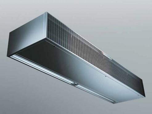 Prezentare produs Perdea de aer pentru spatii comerciale si birouri A-Series TEDDINGTON - Poza 1
