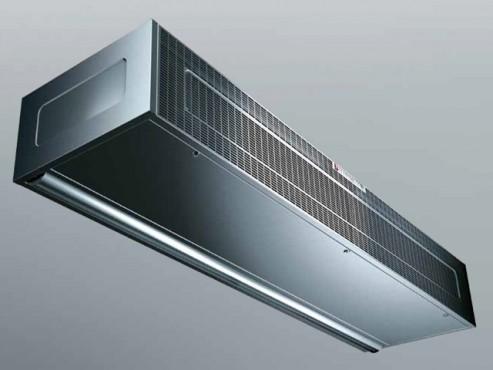 Prezentare produs Perdea de aer pentru spatii comerciale si birouri C-Series TEDDINGTON - Poza 2