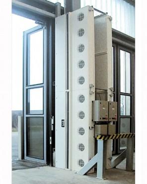 Exemple de utilizare Perdea de aer industriala Induvent TEDDINGTON - Poza 3