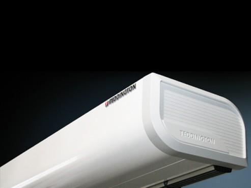 Prezentare produs Perdea de aer pentru spatii comerciale si birouri L-Series TEDDINGTON - Poza 4