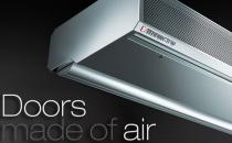 Perdele de aer pentru aplicatii industriale, comerciale, birouri Perdelele de aer Teddington sunt disponibile in diferite dimensiuni, pornind de la usi mici pentru magazine pana la usi mari pentru spatiile industriale.