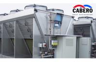 Turnuri de racire adiabatice si cu circuit inchis pentru aplicatii rezidentiale si industriale CABERO