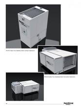 Generator de aer cald cabinet APEN