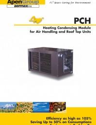 Generatoare de aer cald incorporabile